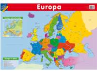Educatieve poster: Europa