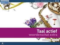 Taal actief 4 (2012) Woordenschat Extra Digibordsoftware