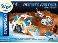 Gigo 7335 Remote Control Machines