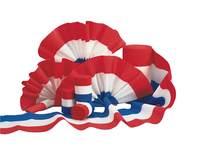 Krepppapier Flaggen