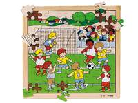 Puzzle Serie Hobby