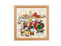Puzzel Sinterklaas