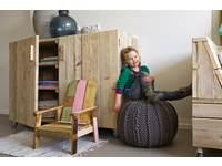 Steigerhouten meubilair