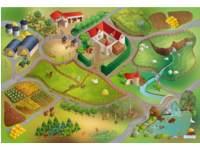 Speelmat boerderij