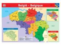 Educatieve poster: België