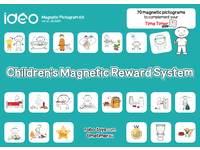 Magnetische Beloningsset voor Kinderen