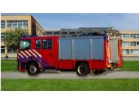 Hulpdiensten - Brandweer ( 6 t/m 10 jaar)