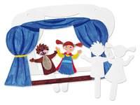 Mijn eigen poppentheater