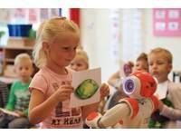EDDY de onderwijsrobot