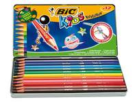 Kleurpotloden Kids Evolution BIC