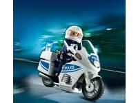 Playmobil Polizei-Motrorad