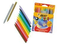 Kleurkrijt BIC Plastidecor