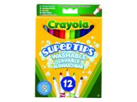 Viltstift Crayola met superpunt